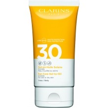 Clarins Sun Care Gel-To-Oil Body SPF 30 Zonnegel 150 ml