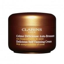 Clarins Creme Delicieuse Auto-Bronzante Zelfbruinende Crème 125 ml