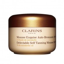 Clarins Mousse Exquise Auto-Bronzante Zelfbruinende Mousse 125 ml