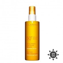 Clarins Spray Solaire SPF 50 Zonnespray 100 ml