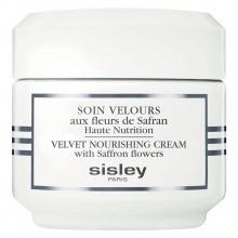 Sisley Soin Velours aux Fleurs de Safran Dag- en nachtcrème 50 ml