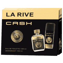 La Rive Cash Men Giftset 2 st.