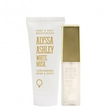 Alyssa Ashley White Musk Gift Set 2 st.