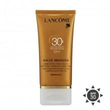 Lancôme Soleil Bronzer Smoothing Protective Cream SPF 30 Zonnecreme 50 ml