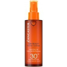 Lancaster Sun Beauty Satin Sheen Oil Fast Tan Optimizer Zonneolie 150 ml