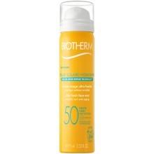 Biotherm Brume Solaire Hydratante Ultra Fresh Face Mist Zonnelotion 75 ml
