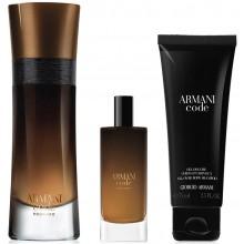Giorgio Armani Code Homme Profumo Gift set 3 st.