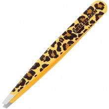 Tweezerman Animal Print Slant Tweezer Leopard Pincet 1 st