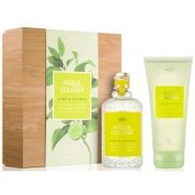 4711 Acqua Colonia Lime & Nutmeg Gift set 2 st.