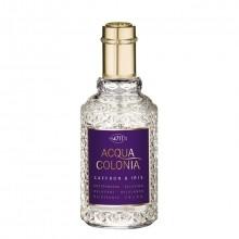 4711 Acqua Colonia Saffron & Iris Eau de Cologne Spray 50 ml