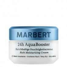 Marbert 24H Aqua Booster Moisturizing Cream Gezichtscrème 50 ml