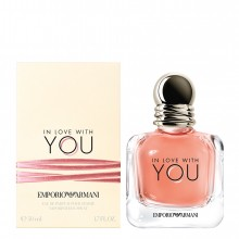 Giorgio Armani In Love With You Eau de parfum spray 50 ml