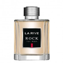 La Rive Rock for Men Eau de Toilette Spray 100 ml