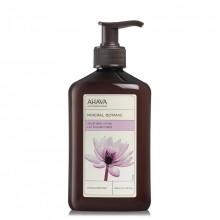 AHAVA Mineral Botanic Velvet Body Lotion Lotus & Chestnut Bodylotion 400 ml