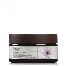 AHAVA Mineral Botanic Rich Body Butter Lotus & Chestnut Bodybutter 235 gr.