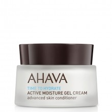 AHAVA Time to Hydrate Active Moisture Gel Cream Gezichtscrème 50 ml