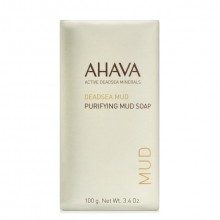 AHAVA Dead Sea Mud Purifying Mud Soap Zeep 100 gr.