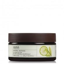 AHAVA Mineral Botanic Rich Body Butter Lemon & Sage Bodybutter 235 gr.