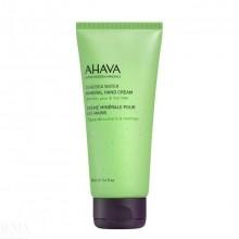 AHAVA Dead Sea Water Mineral Hand Cream Prickly Pear & Moringa Handcrème 100 ml