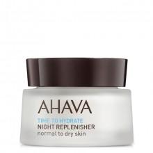 AHAVA Time to Hydrate Night Replenisher Nachtcrème 50 ml