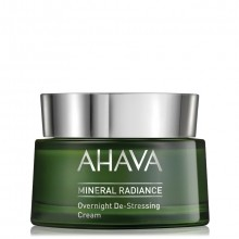 AHAVA Mineral Radiance Overnight De-Stressing Cream Nachtcrème 50 ml