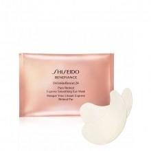 Shiseido Benefiance WrinkleResist24 Pure Retinol Express Smooting Eye Mask Oogmasker 12 st.
