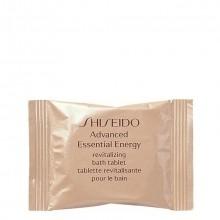 Shiseido Advanced Essential Energy Body Revitalizing Bath Tables Bruisbal 10 st.