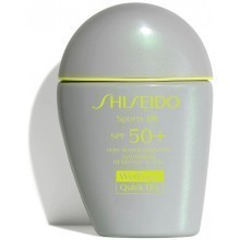 Shiseido Sports BB SPF 50 BB cream 30 ml