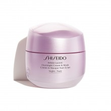 Shiseido White Lucent Overnight Cream & Mask Nachtcrème 75 ml