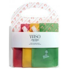 Shiseido Waso Reiniging Set 3 x 70 ml