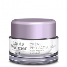 Louis Widmer Pro-Active Cream Light Licht Geparfumeerd Nachtcrème 50 ml