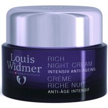 Louis Widmer Intensief Anti-Ageing  Nachtcrème 50 ml