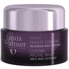 Louis Widmer Rich Night Cream Nachtcrème 50 ml