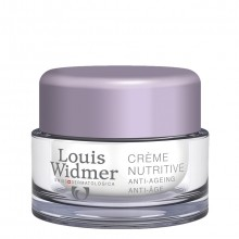 Louis Widmer Creme Nutritive Ongeparfumeerd Nachtcrème 50 ml
