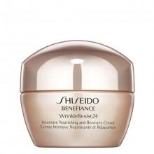 Shiseido Benefiance WrinkleResist24 Intensive Nourishing and Recovery Cream Gezichtscrème 50 ml
