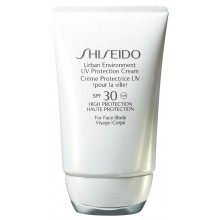Shiseido Urban Environment UV Protection Creme Zonnecrème 50 ml