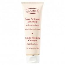 Clarins Doux Nettoyant Moussant peaux sèches ou sensibles Reinigingsschuim 125 ml