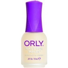 Orly Nails For Males Topcoat 18 ml