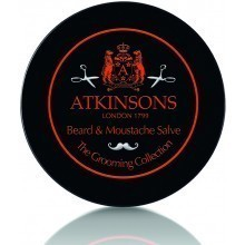 Atkinsons The Grooming Collection Beard & Moustache Salve Baardverzorging 50 ml