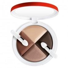 Collistar Collezione Caffè 4 Color Eye Shadow Palette Oogschaduw 10 gr