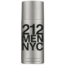 Carolina Herrera 212 Men NYC Deodorant Spray 150 ml