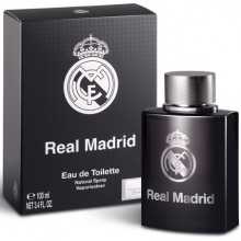 Real Madrid C.F. Real Madrid Black Eau de toilette spray 100 ml