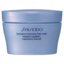 Shiseido Intensive Treatment Hair Mask Haar Masker 200 ml
