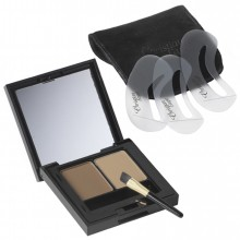 Christian Faye  Eyebrow Duo Powder Wenkbrauwpoeder 1 st.