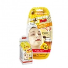Purederm Deep Cleansing Peel-Off Honey Mask Masker 10 ml