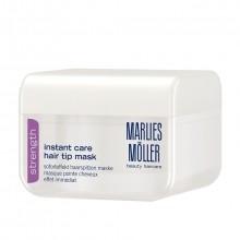 Marlies Moller Strength Instant Care Hair Tip Mask Haar Masker 125 ml