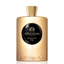 Atkinsons The Oud Collection Save The King Eau de Parfum Spray 100 ml