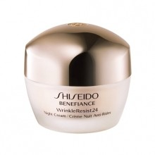 Shiseido Benefiance WrinkleResist 24 Night Cream Nachtcrème 50 ml