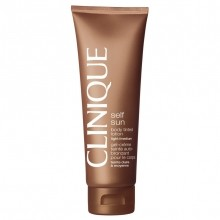 Clinique Self Sun Body Tinted Lotion Light Medium Zelfbruinende bodylotion 125 ml