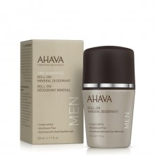 AHAVA Time to Energize Roll-On Mineral Deodorant 50 ml